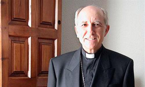 El obispo de Ávila pide a los fieles que entreguen la paga extra a Cáritas