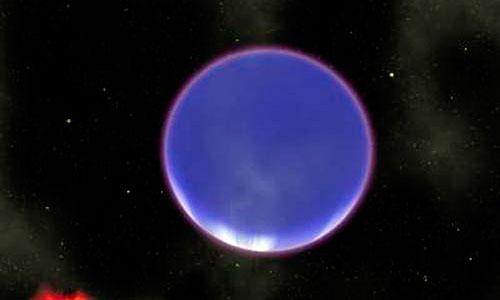Descubiertos dos planetas casi pegados orbitando la misma estrella