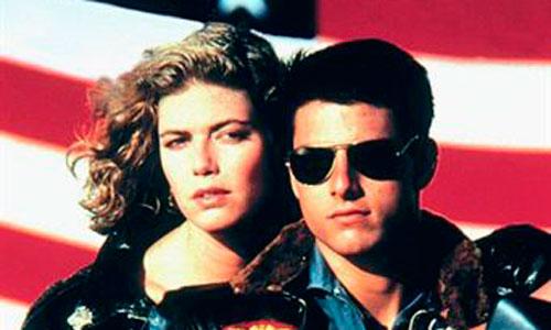 Tom Cruise estará en la segunda parte de Top Gun