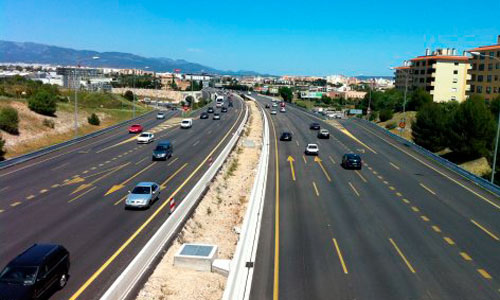 El Gobierno instalará la velocidad variable en autopistas y autovías