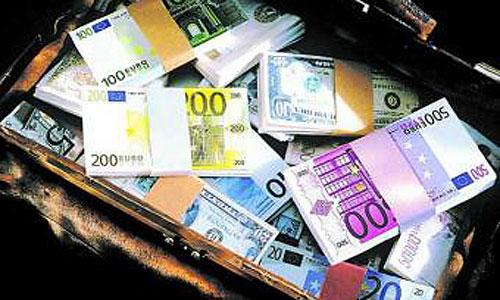 Las escandalosas cifras del dinero negro en el mundo
