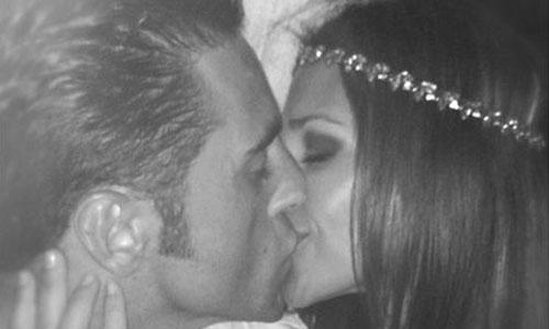 Bustamante y Paula Echevarría celebran su sexto aniversario