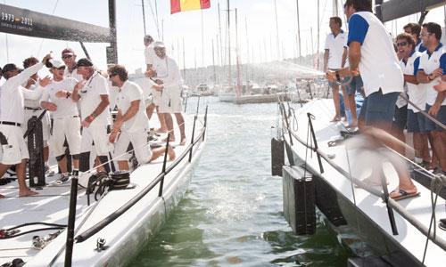 Treinta y un años de la mejor vela en Baleares