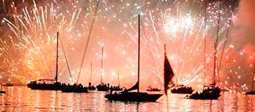 Palma suprime el Aiguafoc de las fiestas de Sant Sebastià