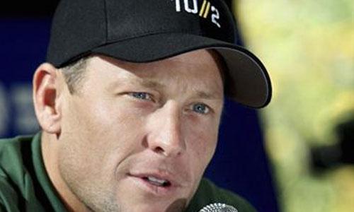 Armstrong lamenta las