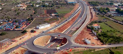 El destino de los 333 millones de carreteras, a partir del dia 31