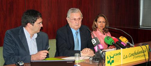 La CAEB no descarta que Baleares tenga que acudir al rescate financiero