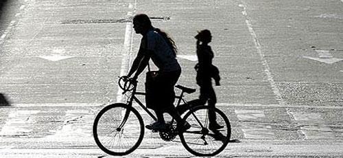 Más de 60 heridos en accidentes con bicicleta en Palma en lo que va de año