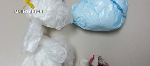 Dos detenidos en el puerto de Palma por tr�fico de drogas
