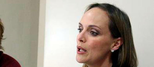 "Carmen Cordón: ""Ya solo falta encontrar el cadáver de mi padre"""