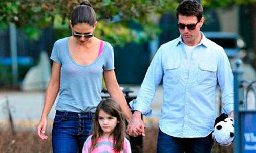 Tom Cruise y Katie Holmes: acuerdo de divorcio