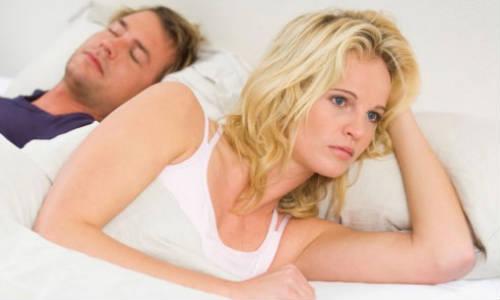 El hombre, programado para quedar dormido después del sexo