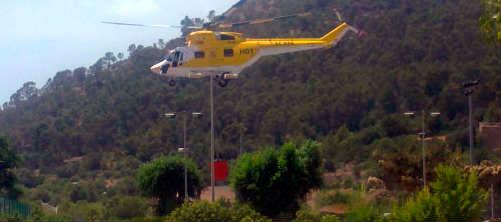Controlado el incendio forestal entre Andratx y Estellencs