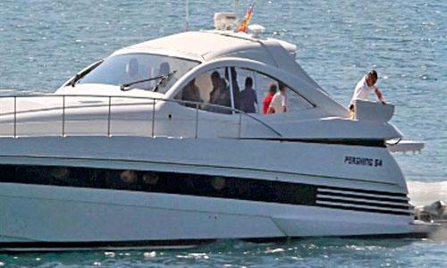 La Reina Sofía y la Infanta Elena ya están en Mallorca