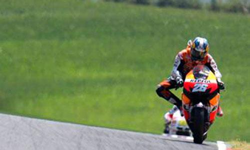 Lorenzo domina pero saldrá segundo tras Pedrosa