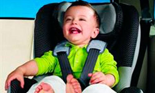 La mitad de niños fallecidos en accidente no utilizaba sistemas de retención