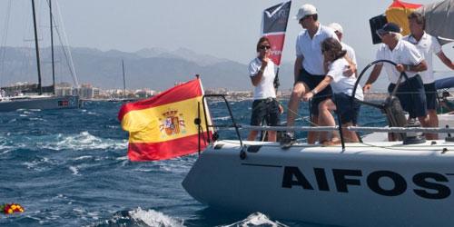 Felipe se embarca para la última prueba