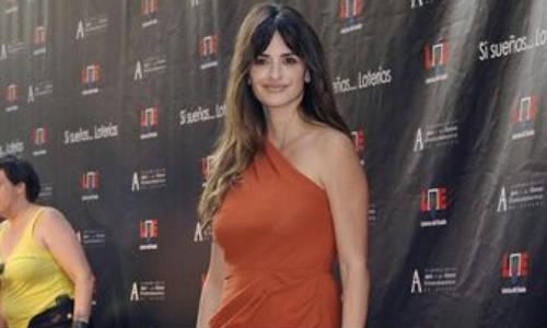 Penélope Cruz espera su segundo hijo