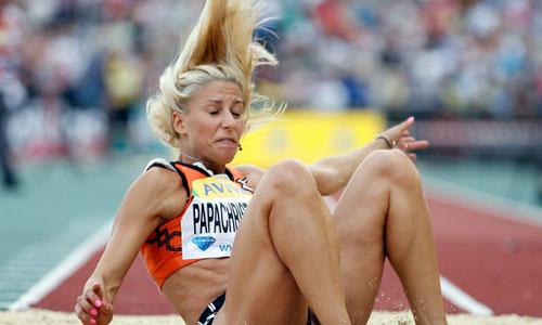 Una atleta griega, expulsada de los Juegos por un tweet racista
