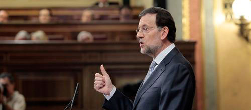Rajoy sube el IVA general al 21% y el turístico al 10%