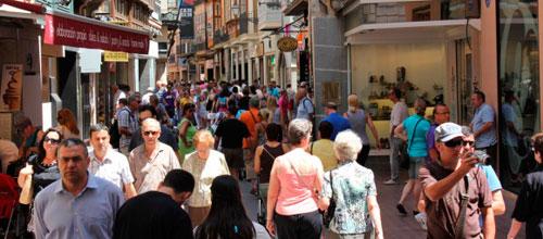 Pimeco advierte que 1.000 comercios de Mallorca cerrarán por los recortes
