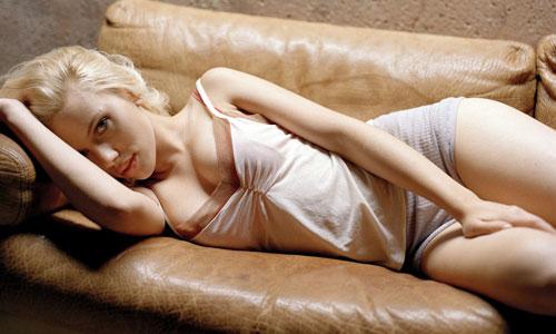 Scarlett Johansson pierde trabajos por ser demasiado sexy