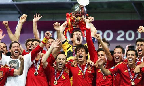 España - Italia, el partido más visto de la historia