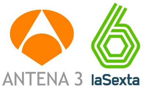Competencia autoriza la fusión entre Antena 3 y La Sexta