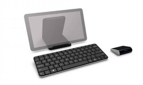 Microsoft lanza nuevos teclados y ratones para Windows 8