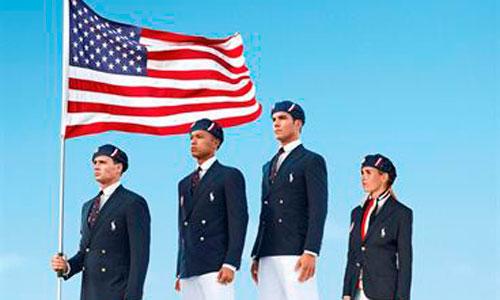 En EEUU tampoco gusta su uniforme olímpico