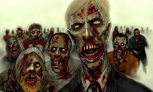 Los zombis tomaron Palma