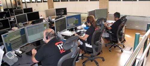 El 112 detecta 30.000 llamadas no procedentes entre junio y julio