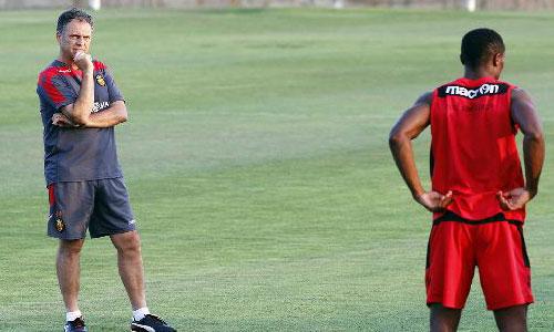 El Mallorca juega hoy su primer partido fuera de casa