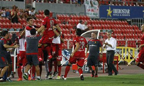 El Mallorca se impone en un duelo que comenzó en sábado y acabó en domingo