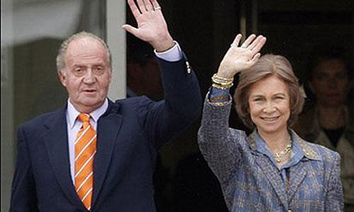 Los Reyes visitarán a las autoridades de Baleares esta semana