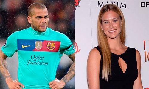 Alves niega el noviazgo con Refaeli