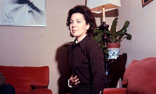 Fallece la actriz Aurora Bautista