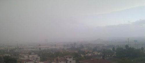 La tormenta provocó inundaciones y caída de árboles en Calvià