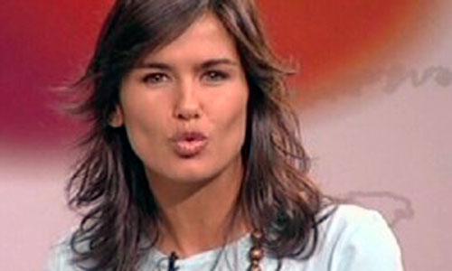 Elena Sánchez, sustituta de Anne Igartiburu