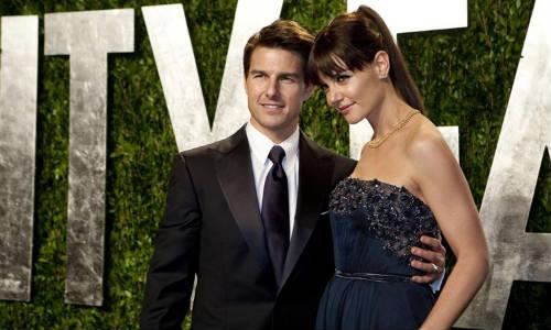 Tom Cruise y Katie Holmes, el divorcio más barato de 2012