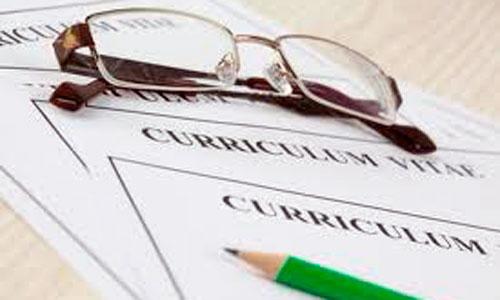 El 80% de los currículum son descartados por falta de datos y mala redacción