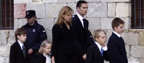Iñaki Urdangarin y la Infanta Cristina vuelven a instalarse en Barcelona