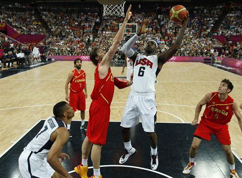 La España de Rudy pierde ante USA en un partido de tú a tú