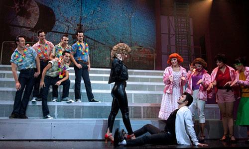 El musical Grease llega al Auditorium de Palma
