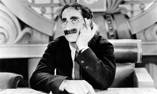 35 años sin Groucho