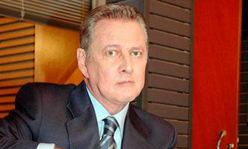 Carlos Larrañaga, hospitalizado en estado grave