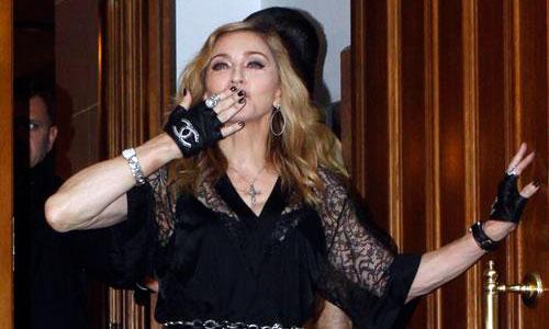Madonna pide clemencia para las