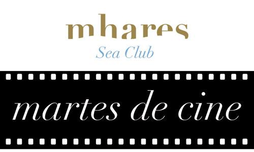 Cine a la fresca, en el Mhares Sea Club