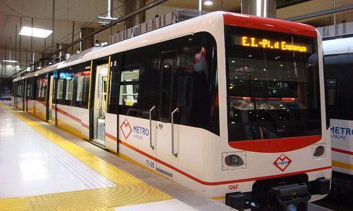 El Metro restablece los horarios habituales