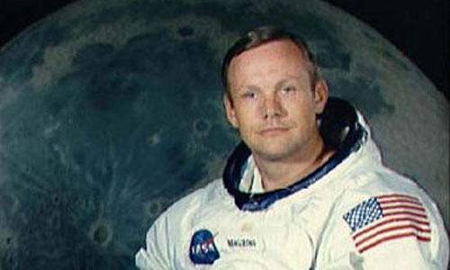 Fallece Neil Armstrong, el primer hombre que pisó la Luna